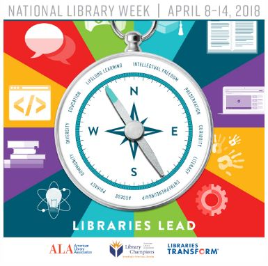 National Library Week Events at Parkland Library
