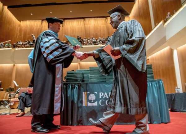 Parkland College 2018 Commencement Exercises, May 17