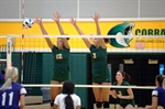 Cobras Volleyball Sweeps Four Matches in Straight Sets