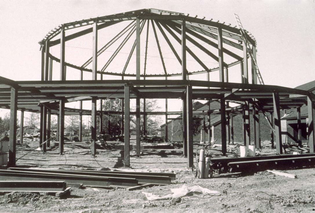 Planetarium Construction