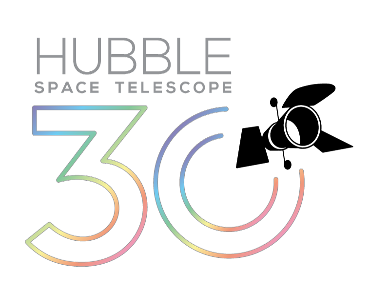 Hubble 30th