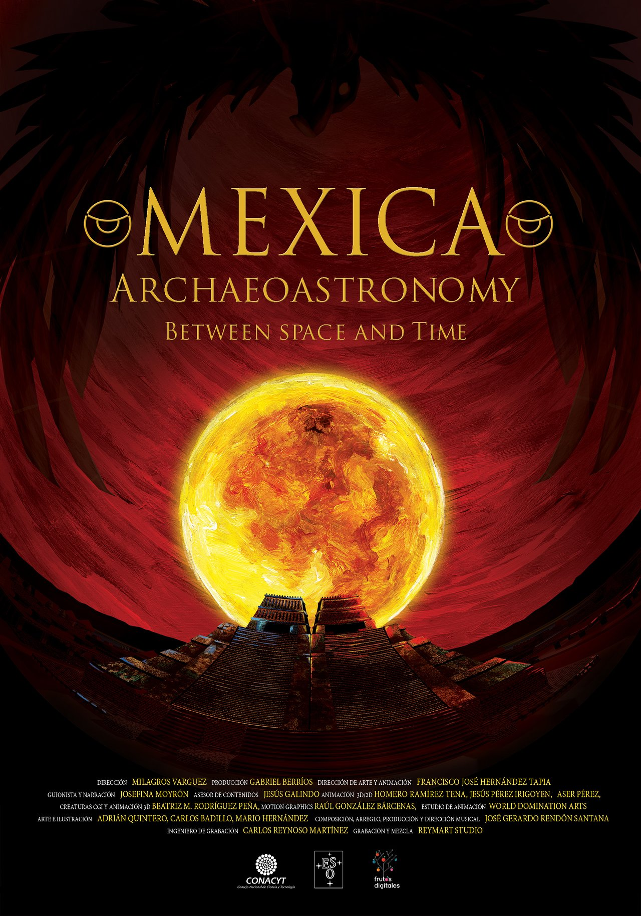 Mexica Archaeoastronomy: Between Space and Time
