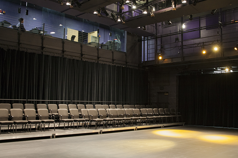 Parkland's Second Stage Theatre