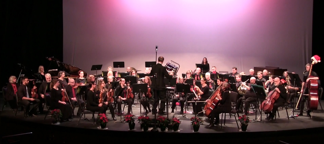 Parkland Orchestra Performance