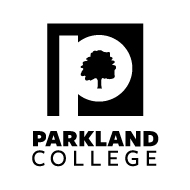 Parkland College vertical commodities logo