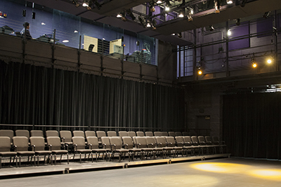 Parkland's Black Box Theatre
